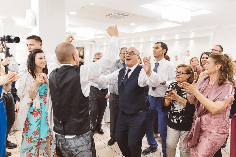 Ballo degli sposia Villa Fiorina ad Alatri, Frosinone